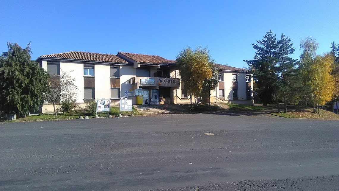 Office de tourisme des pays de Saint-Flour – Bureau de Ruynes en Margeride-1