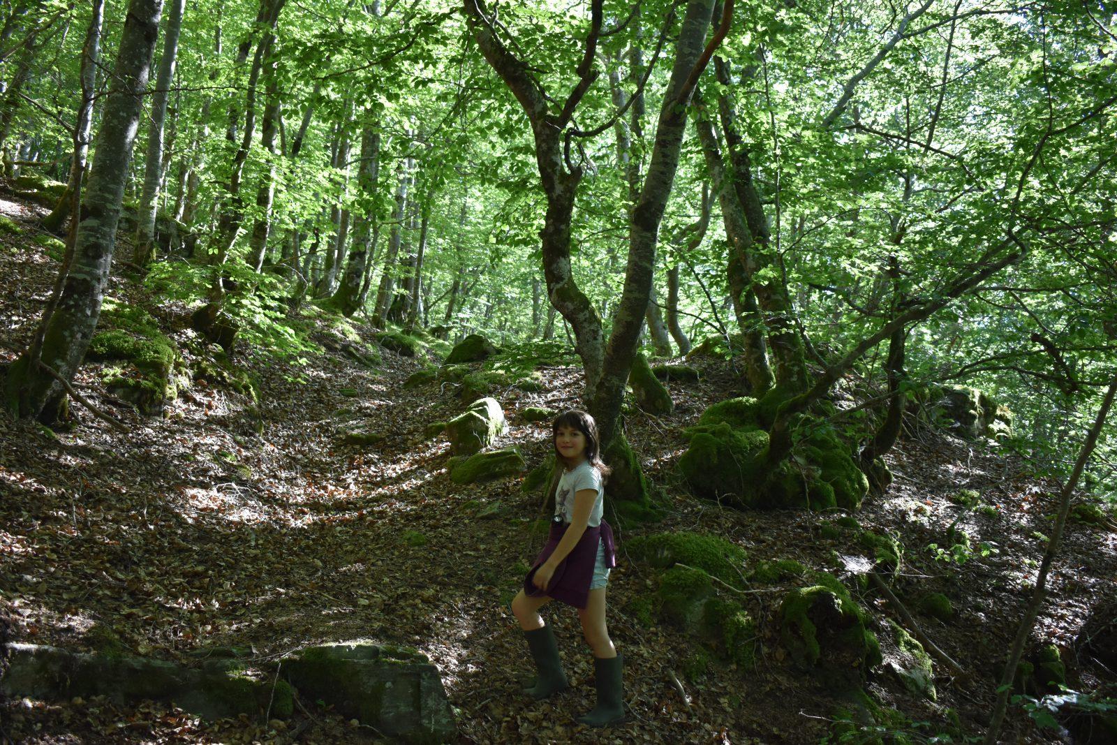 Randonnée Le chemin des écoliers de Clavières-2