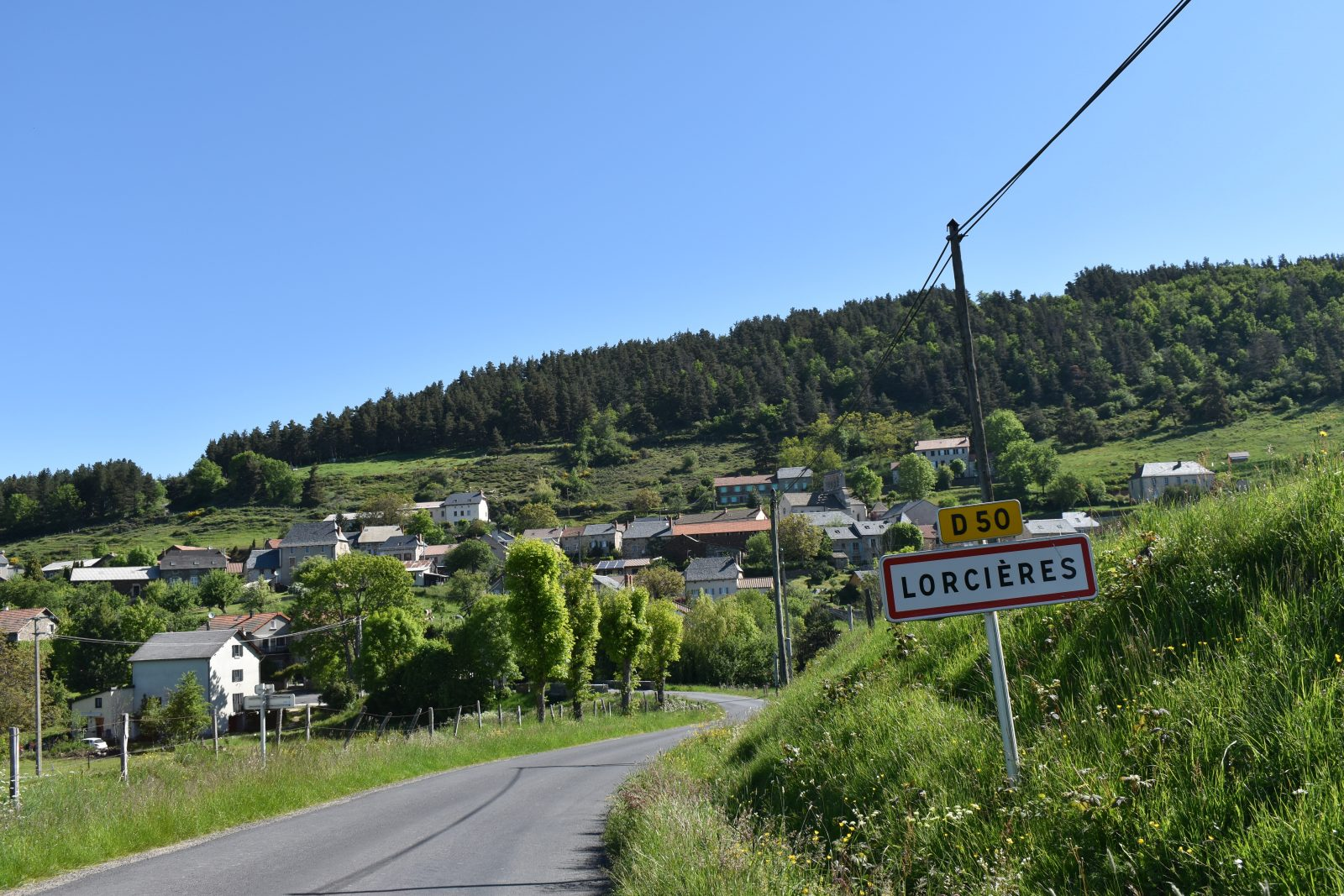 Randonnée Le Chemin des écoliers de Lorcières-5