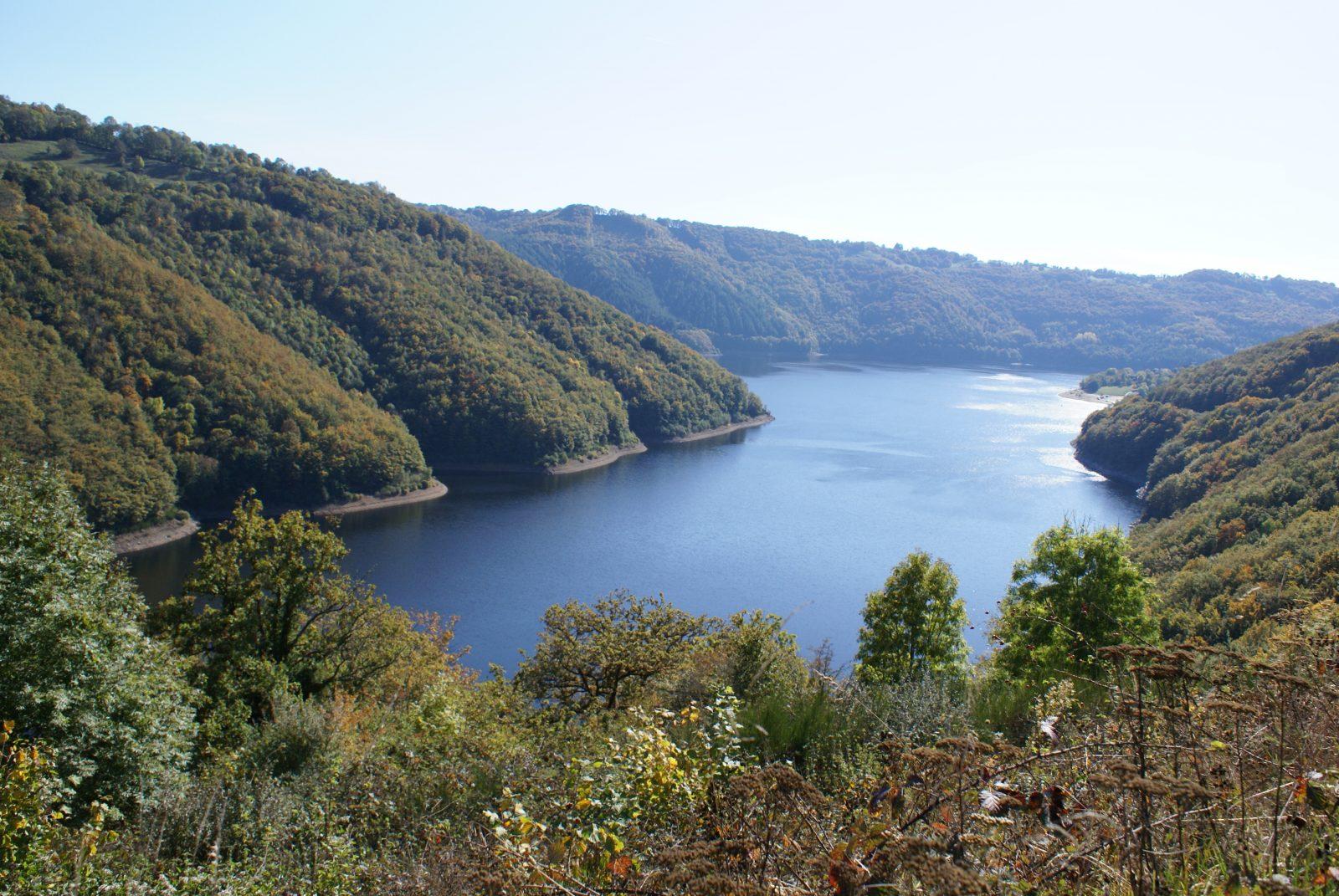 Gorges de la Truyère et Lac de Sarrans-4