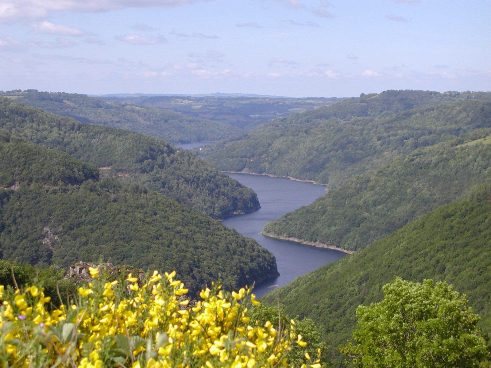 Gorges de la Truyère et Lac de Sarrans-3