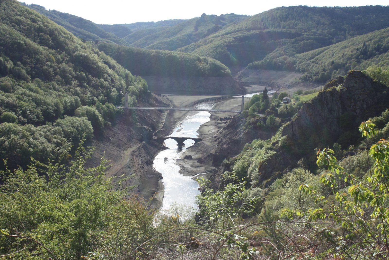Gorges de la Truyère et Lac de Sarrans-8