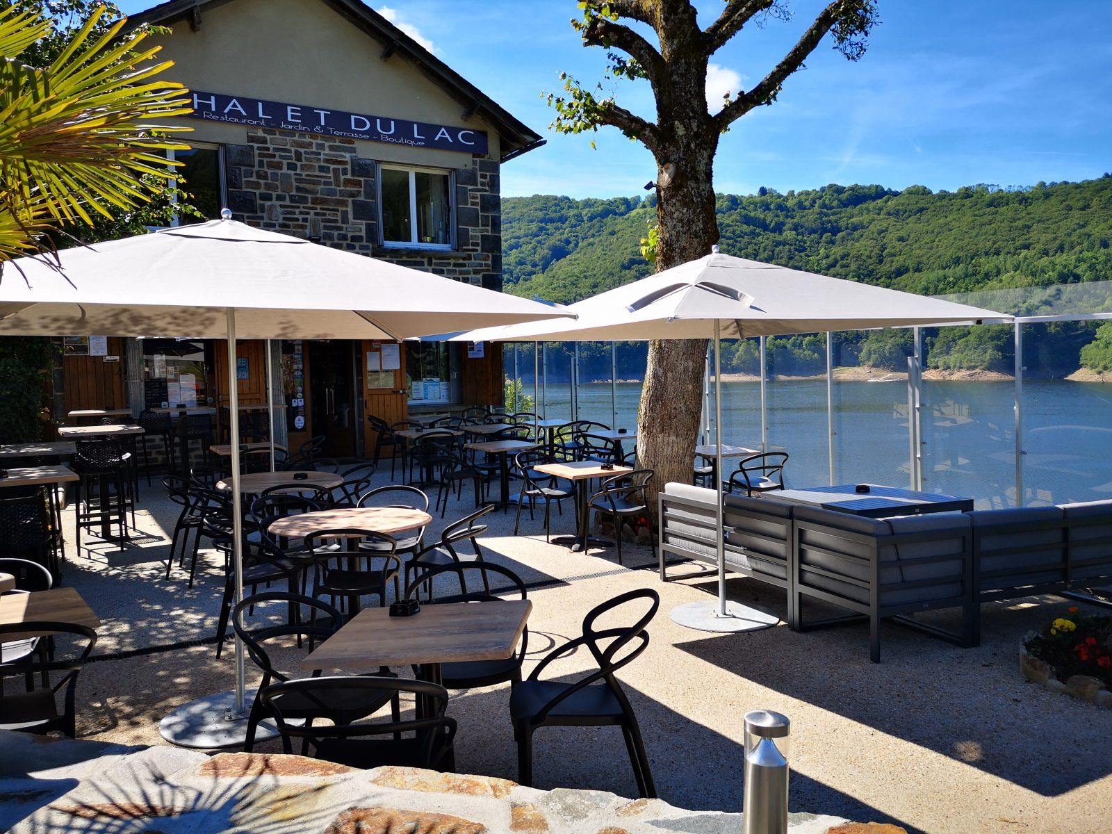Restaurant Le Chalet du Lac-1