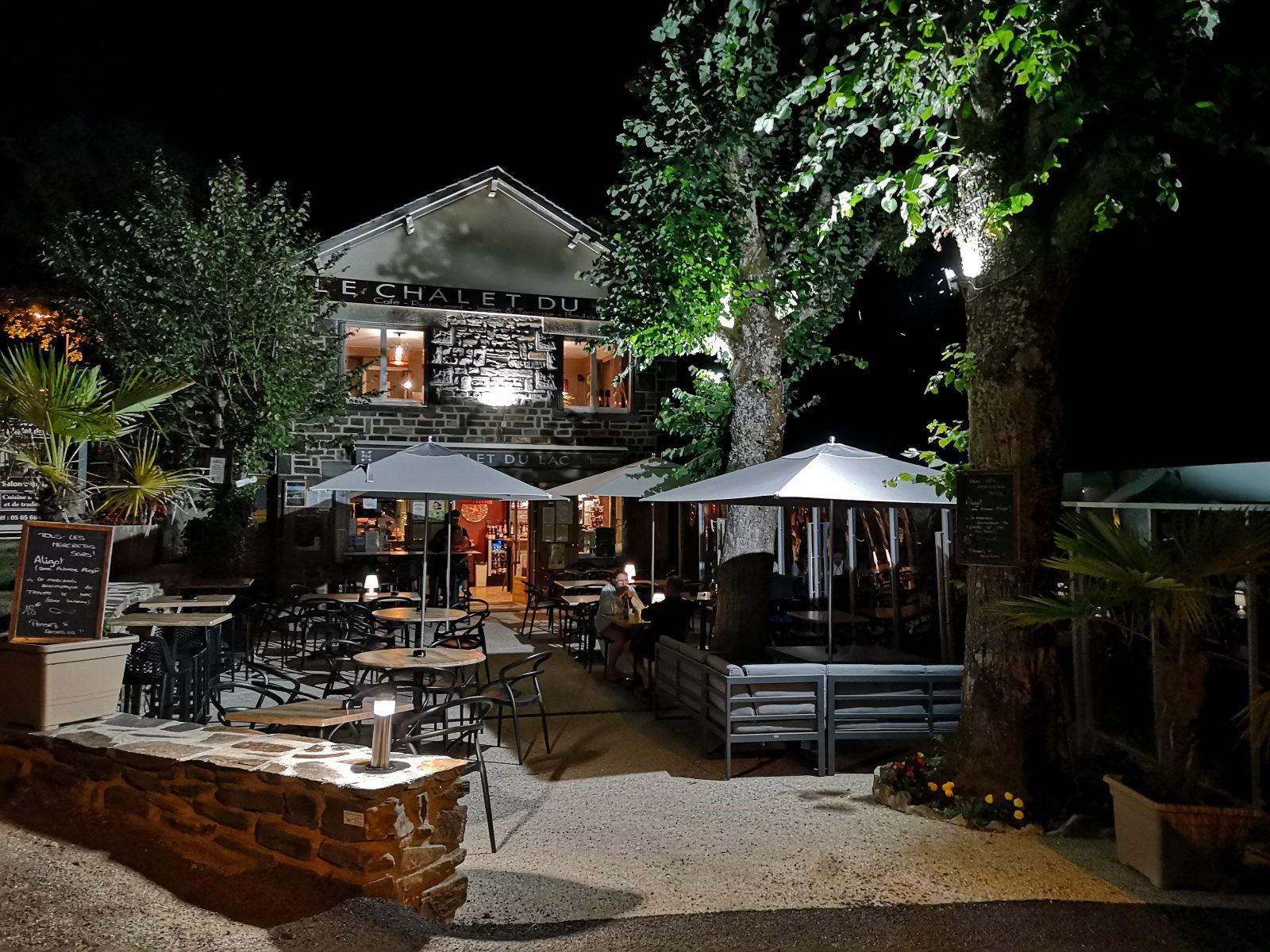 Restaurant Le Chalet du Lac-8