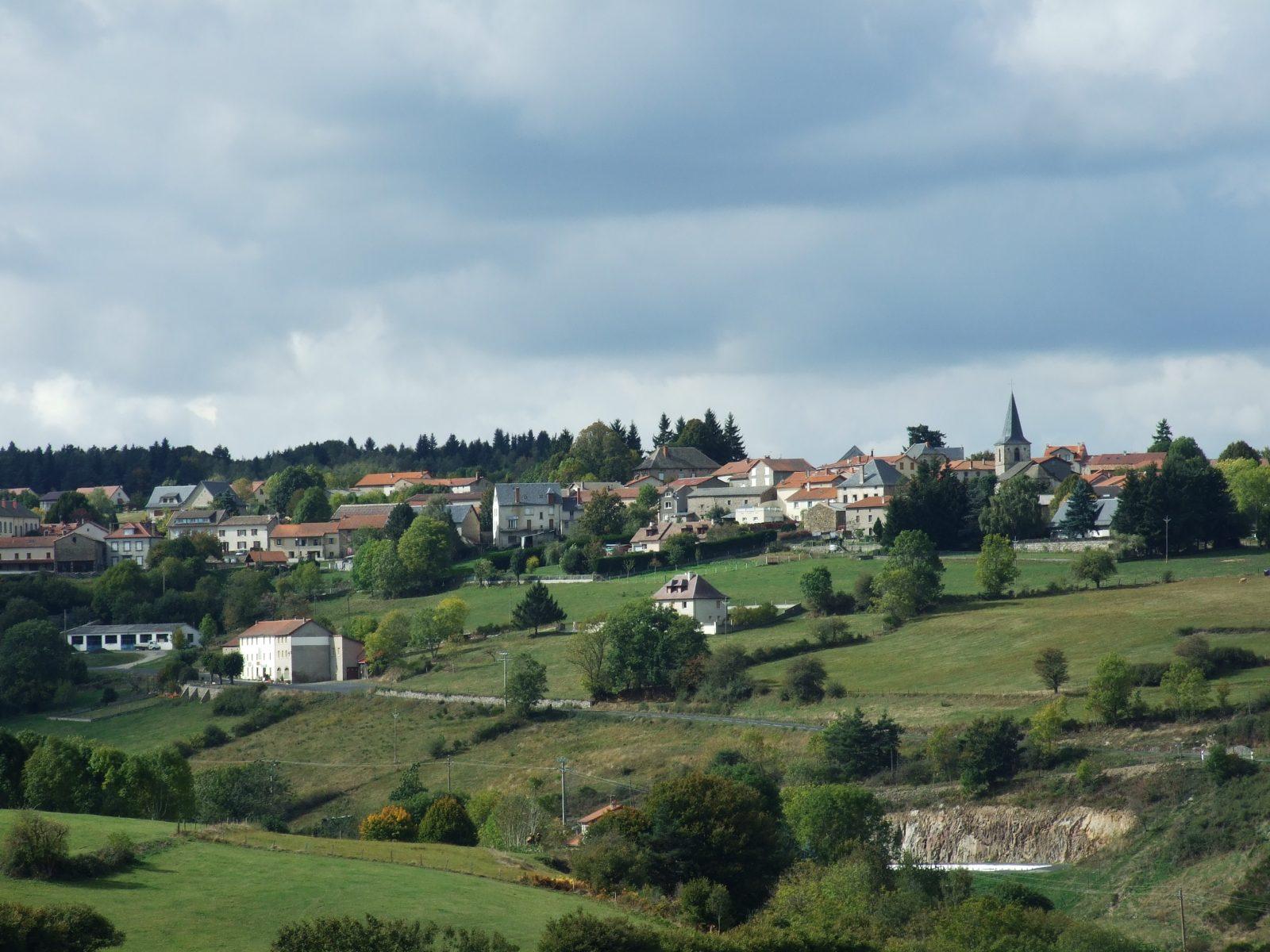 Randonnée Le Chemin des écoliers de Védrines Saint-Loup-2