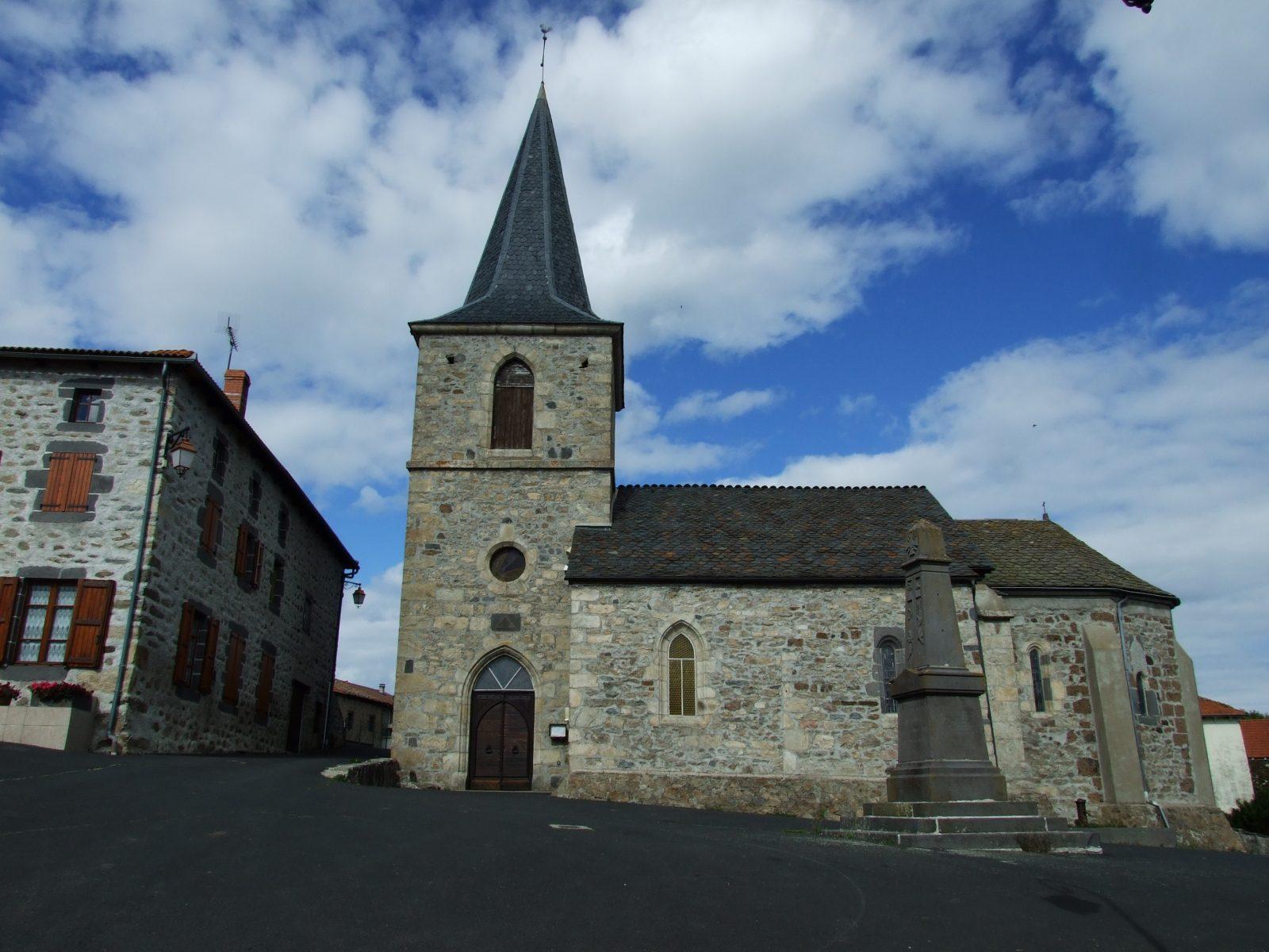 Randonnée Le Chemin des écoliers de Védrines Saint-Loup-4