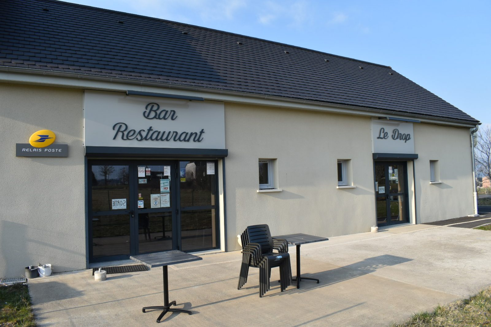 Restaurant Le Drop-1