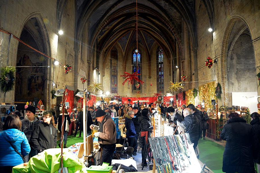 Marché de Noël de Saint-Flour-1